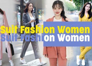 Suit Fashion Women.